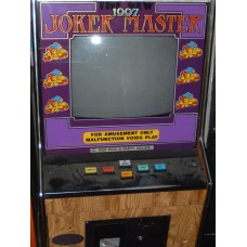 Cherry Master/ Joker Master Video Arcade