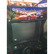 Cruis'n USA Video Arcade