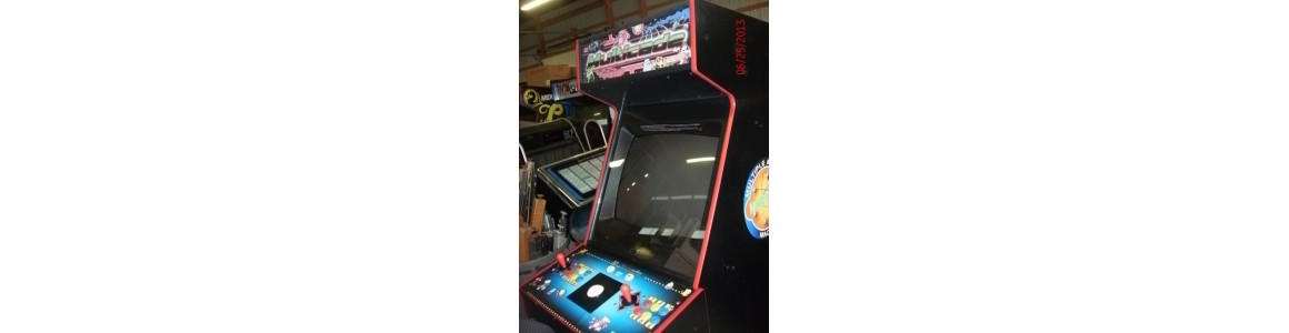 Multicade Games Family Arcade