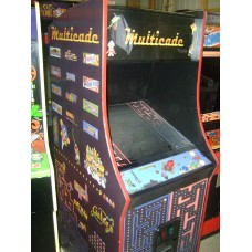 Multicade Upright Video Arcade