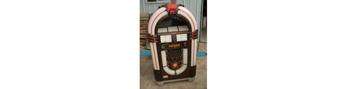 Wurlitzer OMT 45 Jukebox