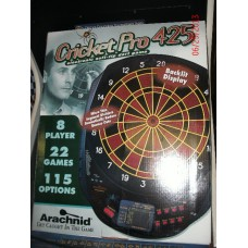 Cricket Master Pro 425 Electronic Darts