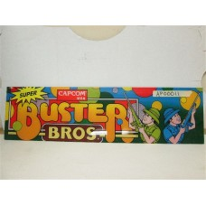 Super Buster Bros. Marquee
