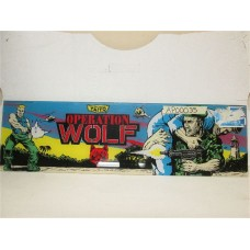 Operation Wolf Marquee