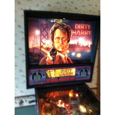 Dirty Harry Pinball