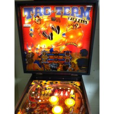Tag Team Pinball
